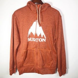 Burton Men's Burton Oak Full-Zip Hoodie Small